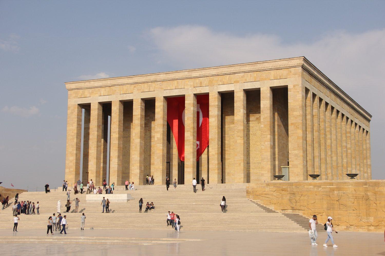 Mausoleo de Ataturk - ankara