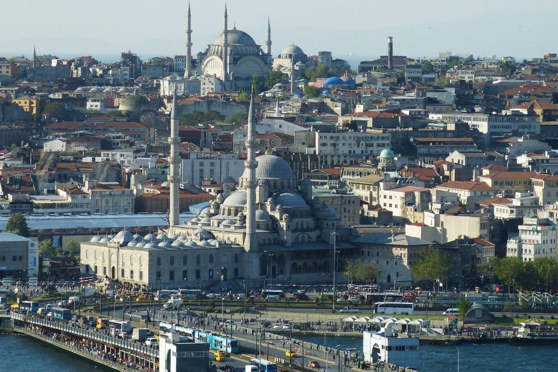 Mezquita Estambul - Milviajes