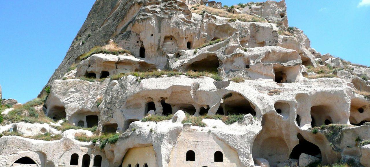 Cuevas Capadocia - Milviajes