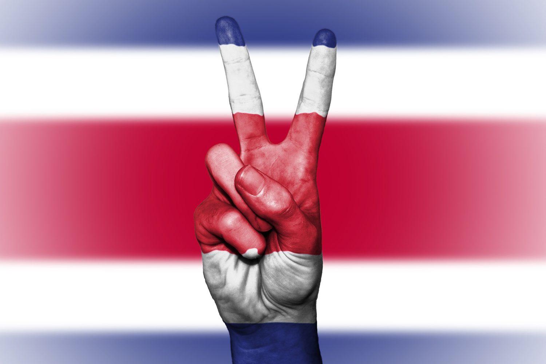 Bandera Costa Rica. www.milviajes.com