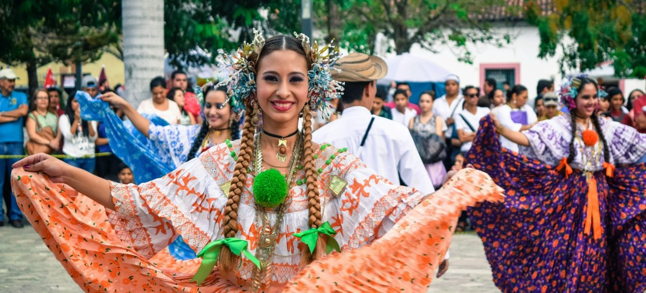 Danza Costa Rica. www.milviajes.com