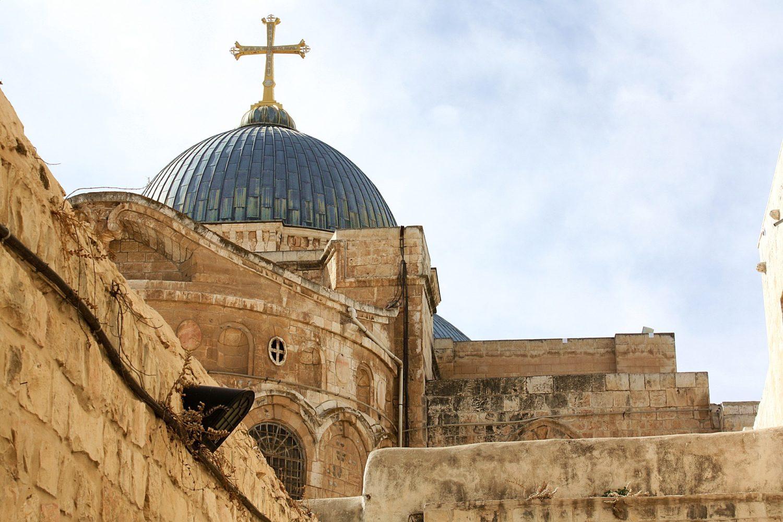 Basilica Santo Sepulcro.www.milviajes.com
