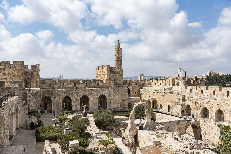 Cenaculo Jerusalem.www.milviajes.com