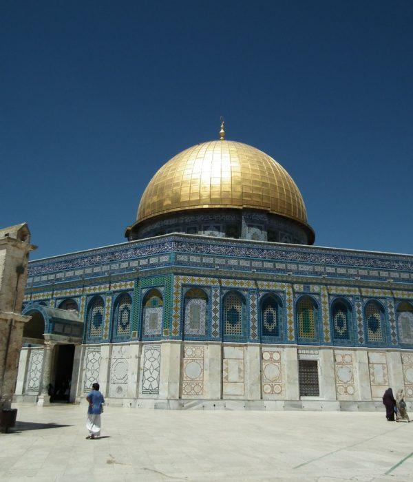 Mezquitas Jerusalen.www.milviajes.com
