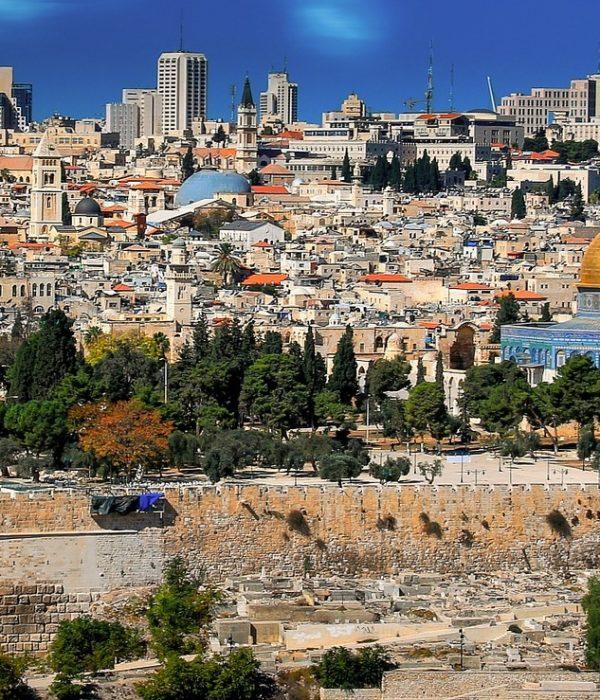 Panoramica Jerusalem.www.milviajes.com